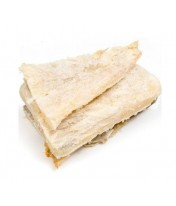 500g dried and salted cod