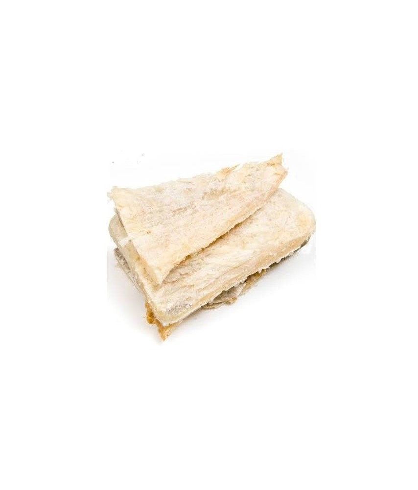 3kgs boneless, skinless dried and salted cod